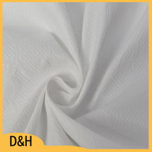 High quality hotel bed sheet fabric in 100% polyester fabric