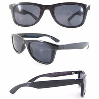 Unique latest fashion design pc quality sunglasses