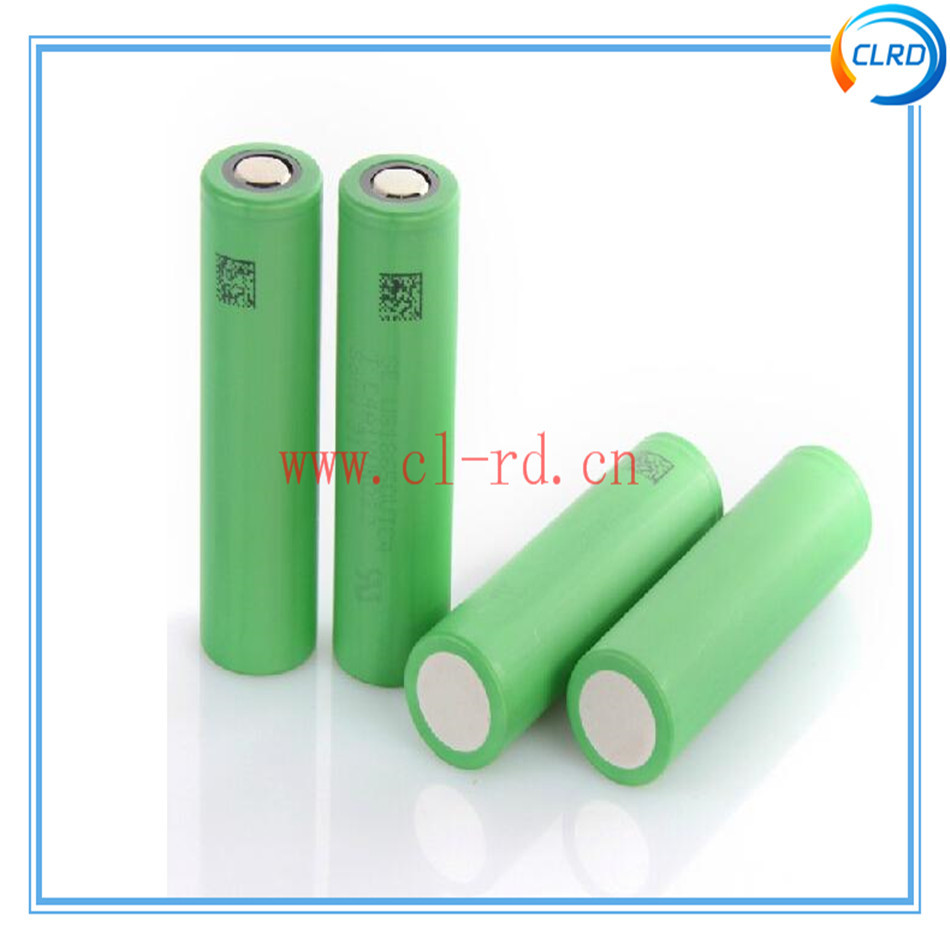 Authentic and High quality Li-ion battery VTC4 for 18650 battery vtc3 vtc4 vtc5 US18650 VTC5 2600mah e cigarette mod