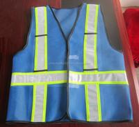 Highway traffic safety vest Outdoor reflective vest