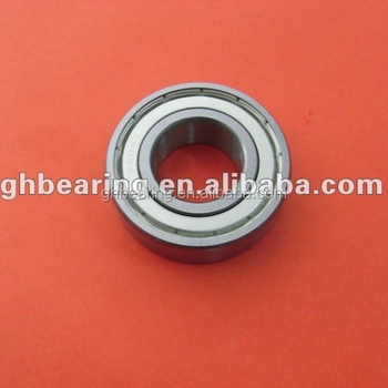bearing steel Deep groove ball bearings 6205ZZ