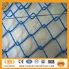 Cheap blue diamond chain link fences for sale