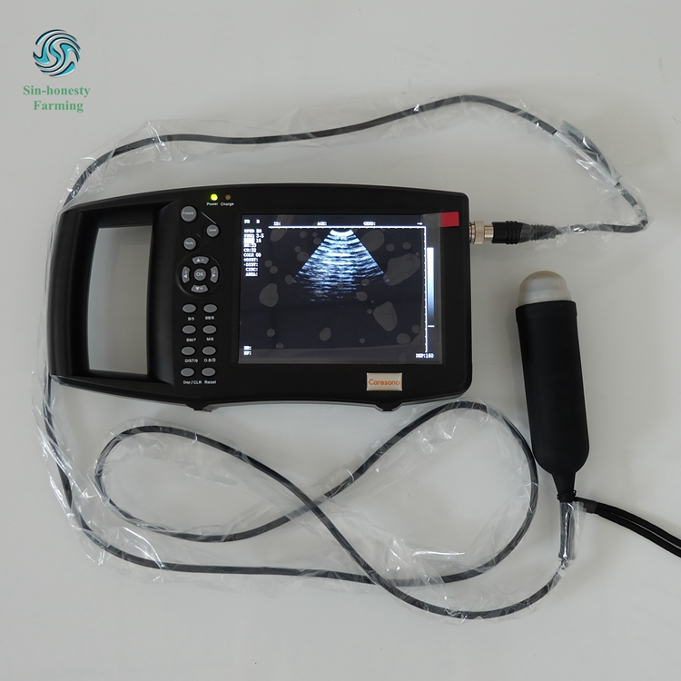 Sheep Pig Cattle Horse Pregnancy Vet Ultrasound Scanner for Veterinary Products
