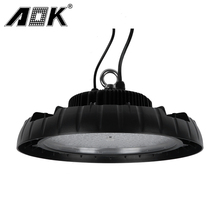 shenzhen factory price 100w ufo led high bay, Lumileds, 60w 150w, 200w 240w PC reflectors US warehouse stock UL CE SAA standard
