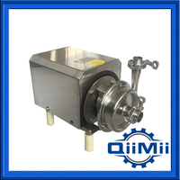 Sanitary Centrifugal Pump Stainless Steel Food Grade Pump Made in China