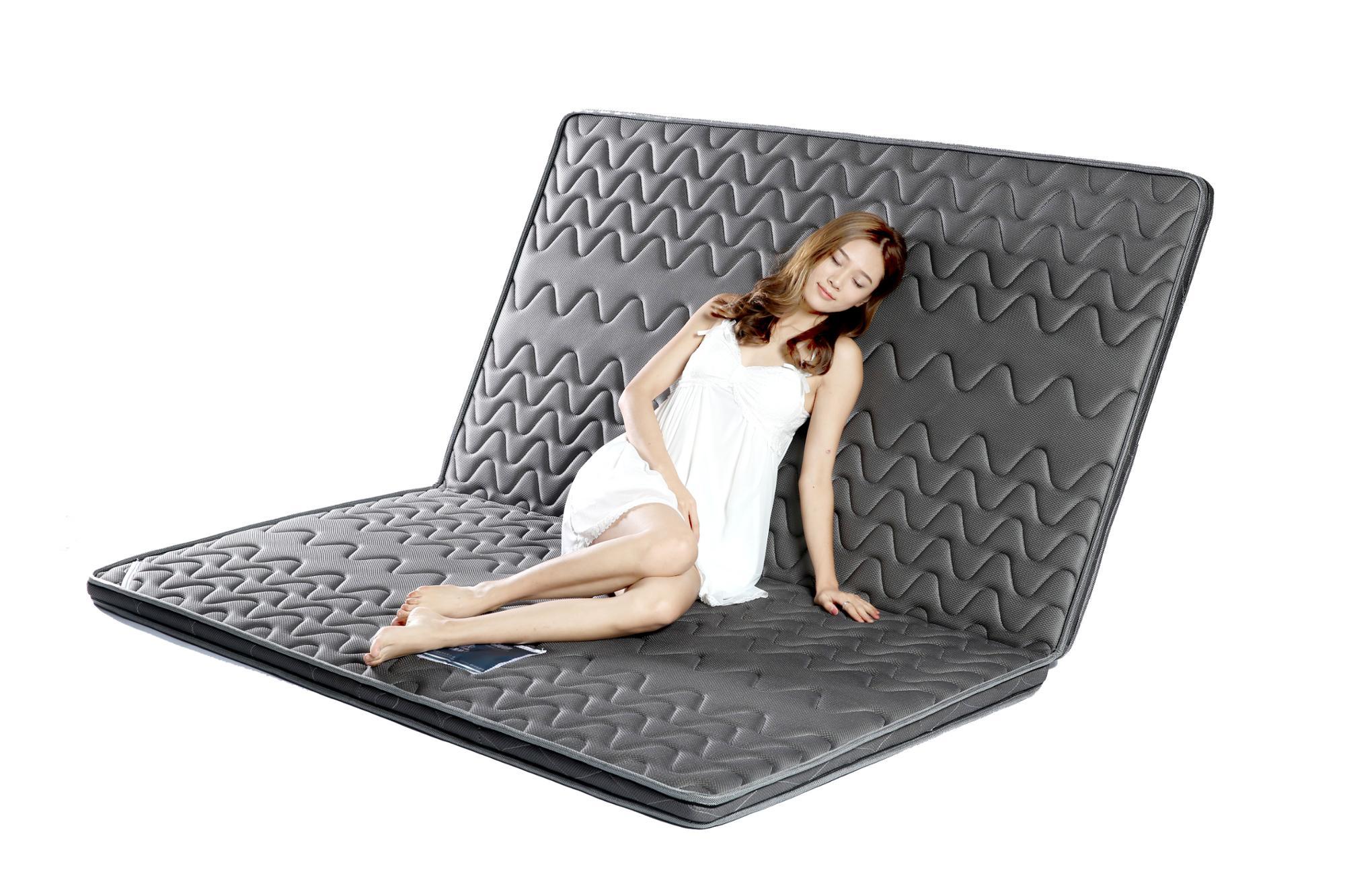 Cheap foldable waterproof natural coconut palm coir bed mattress - Jozy Mattress | Jozy.net