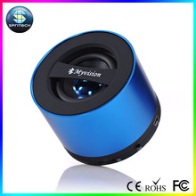 Christmas Gifts My Vision Speaker Portable Mini Big Sound Bluetooth Speaker