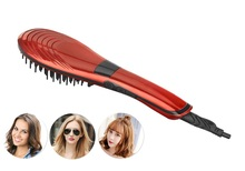 Professional ionic infrared ceramic hair straightener parts