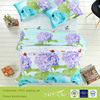 3D Printed Pattern and Microfiber Fabric Material bedspread cover set