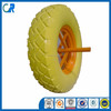 Yinzhu manufacturer environmental wheel eva solid tyre 4.00-8 for barrow wheel