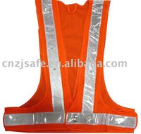 Mesh Safety Vest With LED