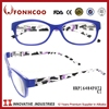 FONHCOO Low Cost Italian Design Eyeglasses Plastic Injection Reading Glasses