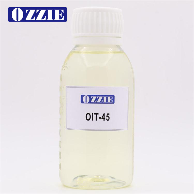 excellent fungicide octylisothiazolinone for textile auxiliaries