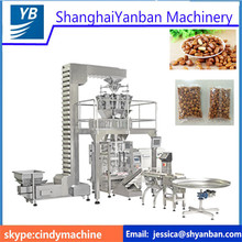 YB-420Z automatic nut packing machine for 1 kg