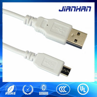 mobile phone charging and data micro usb cable 2.0