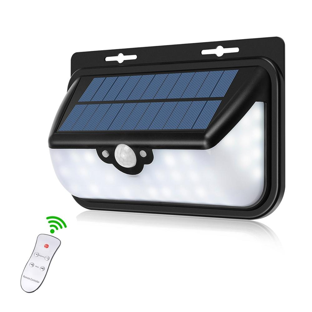 Bright 12 leds solar street light with 15w solar panel and pole for remote areas