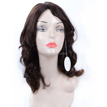 Jewish Wig European Virgin Hair Blonde Short Woman Wigs Customize Best Quality Remy Hair Kosher Side Bangs Lace Front Wig