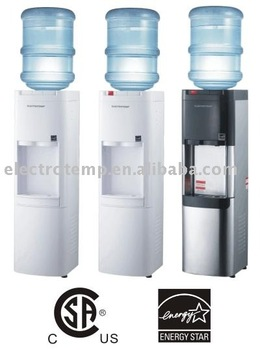 7 Series Office Grade Hot and Cold Bottled Water Dispender