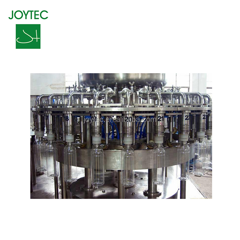 Joytec 3 in 1 Quick lock capsule pepsi pouch filling sealing packing machine