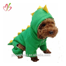 Cute Pet party clothes cosplay dog dinosaur halloween costumes for dogs clothes