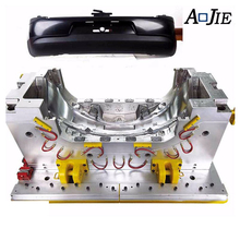 Superior Professional Oem Custom Plastic Rear Bumper Mould