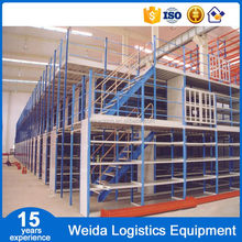 Material Handling and Warehouse Storage Multi-tier Attic Rack