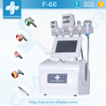 Cavitation + Vacuum roller + Bipolar RF + RF Roller Vacuum Liposuction Simming Machine for sale