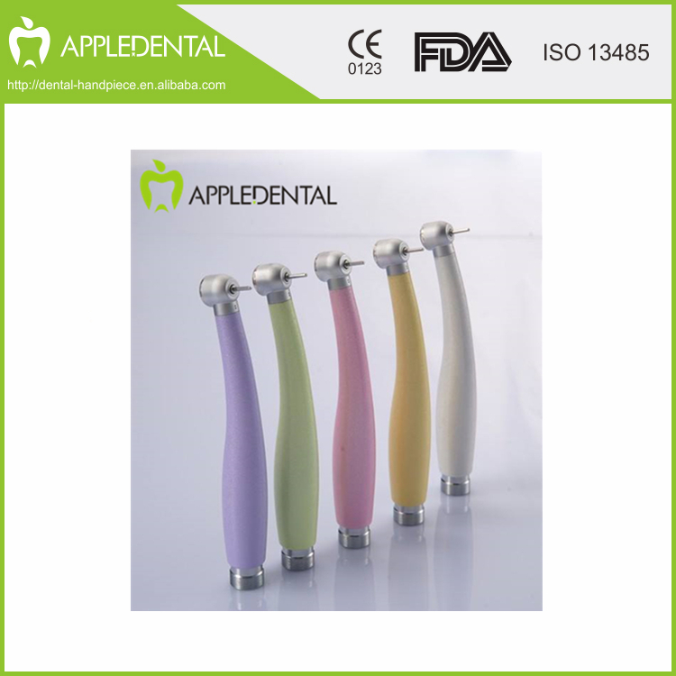 Surgical handpiece Autoclavable odontological turbine