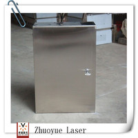 Custom outdoor stainless steel cabinet/enclosure/case