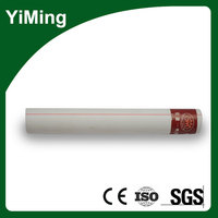 YM factory price ppr pipe sizes chart in china price