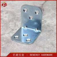 Hardware Galvanized Shelf Bracket Right Angle