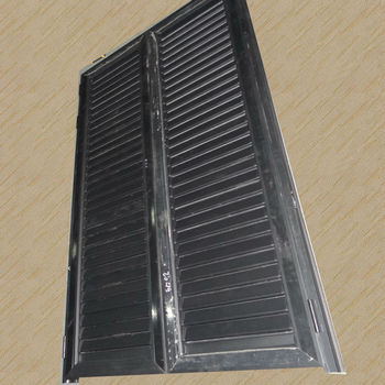 Metal Louver Door Buy Metal Louver Door Adjustable Louver Window Louvered French Window