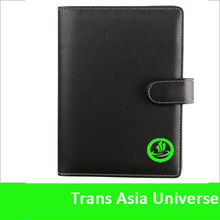 Hot Selling Custom pu 2014 pu leather executive diary