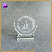 Noble Quarn Muslim Wedding Craft Islamic Crystal Gift