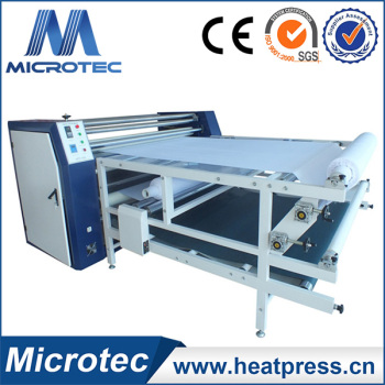 Sublimation Textile Roller Heat Press Transfer Machine