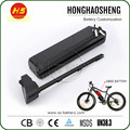 Customized Battery Pack high energy density battery 48v downhill mountain bike battery
