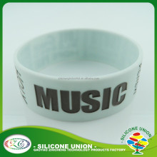 Scannable QR Code Silicon Wristbands with Baller ID silicone bracelet