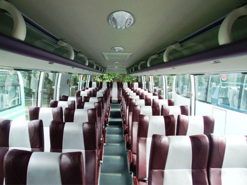 new luxury passenger bus GDW6117HKC1 tour bus for sale
