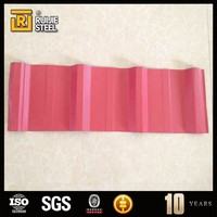 zinc aluminium roof tile, colorful roof sheet with competitive price