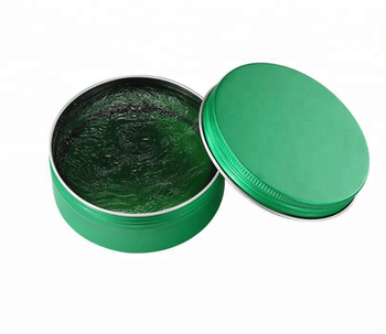 private brand organic gel wax for best hair styling product