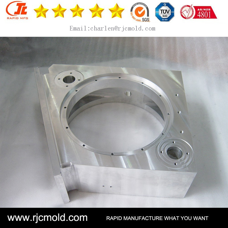 Hi-Quality CNC machining for acoustic products /CNC sevice