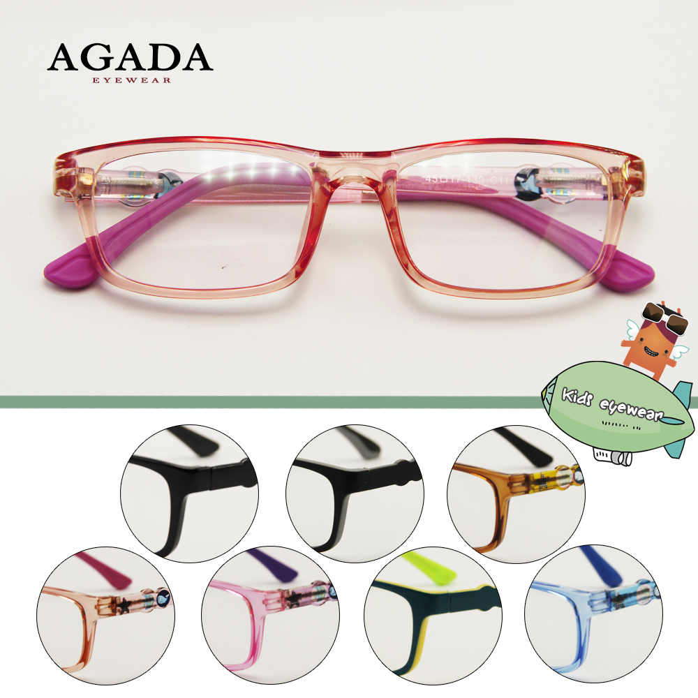 High Quality Kids TR90 Optical Frames