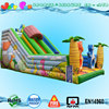 kids happy dino park inflatable slide sale for children