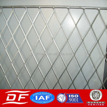 Aluminum small hole expanded metal mesh/expanded metal made in china (100% factory)