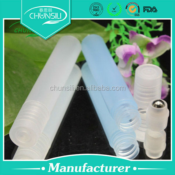 Cheap cosmetics plastic empty bottle of imported perfume
