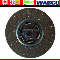 Clutch plate/disc for dongfeng truck with NO:1601130-T0500