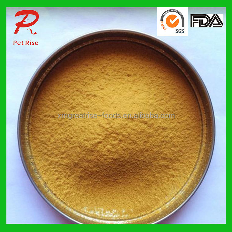 Chicken Liver Powder as Pet Attractant Cat Food Dog Food