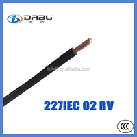 227 IEC 02(RV) Outdoor equipment 450/750V electric cable