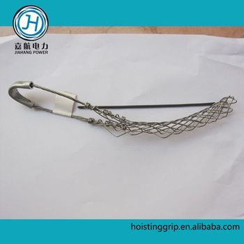 Lace-up cable hoisting grips Of Galvanized steel