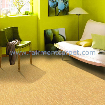 Washable Carpet Tiles for Office/ 100% PP Carpet Tiles with Bitumen Backing for Office, Hotel CZ-02